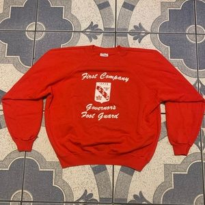 VTG First Company Governor's Foot Guard Crewneck